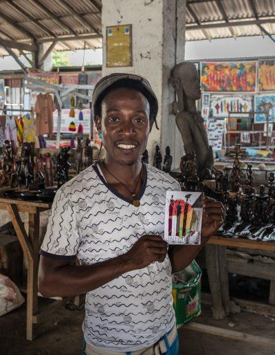 Bagamoyo Art Market (2017)